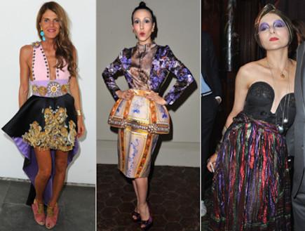 שבוע האופנה בפריז (צילום: Gettyimages IL, Getty images)