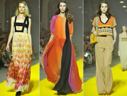 שבוע האופנה בפריז (צילום: Pascal Le Segretain, GettyImages IL)