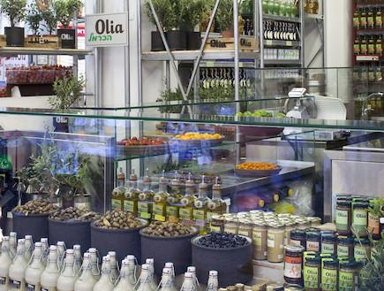 שוק הכרמל אוליה 2 (צילום: עמית גורן,  יחסי ציבור )