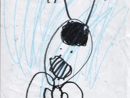פענוח ציורי ילדים - קשיי קשב וריכוז ילד (צילום: תומר ושחר צלמים)