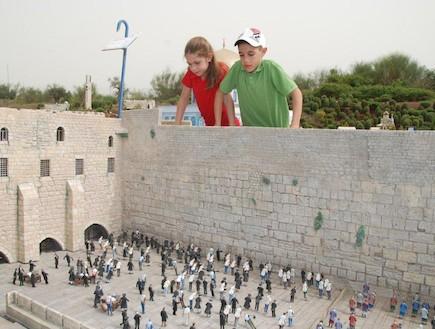 פארק מיני ישראל (צילום: מאיר פרטוש)