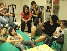 איגי - ארגון הנוער הגאה (צילום: שני צדיקריו)