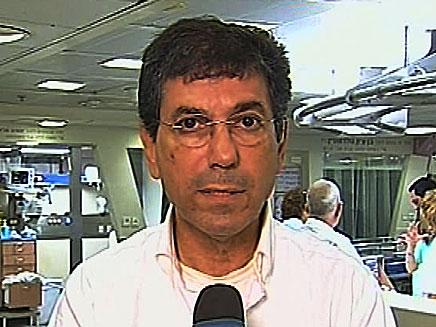 פרופ' גבי ברבש (צילום: חדשות 2)