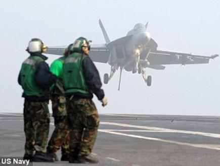 מטוס (צילום: צבא ארצות הברית)