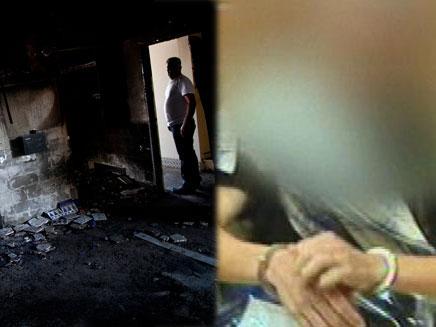 מסתמן: החשוד בהצתת המסגד ישוחרר (צילום: AP)