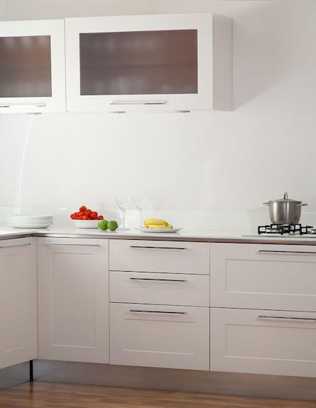 מטבח אחרי שיפוץ - טלי רוזנשטיין ורקפת גולדפרב  (צילום: שי אפשטיין)