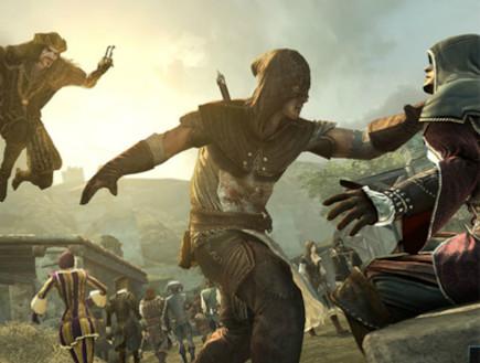 Assassin's Creed: Brotherhood (צילום: אתר רשמי)