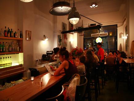 מסעדת ושתי פנים (צילום: כפיר זיו,  יחסי ציבור )