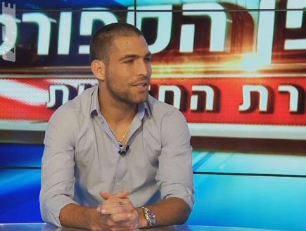 איתי שכטר. רוצה את אלי גוטמן כמאמן נבחרת ישראל (צילום: מערכת ONE)