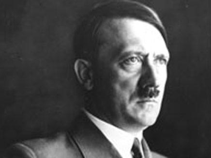 פועל בהשראתו. אדולף היטלר (צילום: סקאי ניוז)