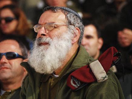 """הרב רונצקי. התבטאות חריגה במיוחד (צילום: דו""""צ)"""