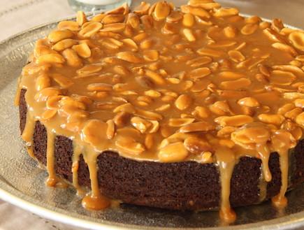 בראוניז מתוקים שלי - העוגה (צילום: חן שוקרון, אוכל טוב)