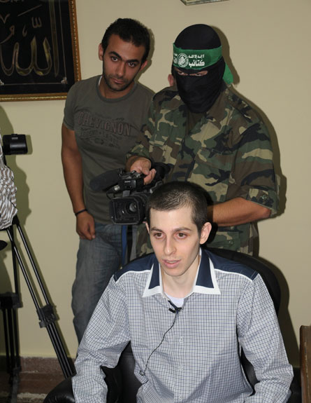 שליט בראיון לטלוויזיה המצרית (צילום: חדשות 2)