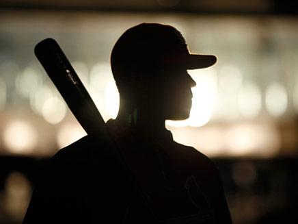 תקף את אשתו באלת בייסבול. אילוסטרציה (צילום: AP)