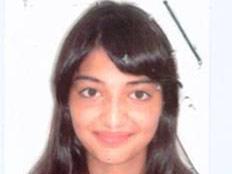 """נמצאה: מיכל ציונוב בת 15 מת""""א (צילום: משטרת ישראל)"""