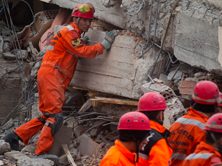רעידת אדמה טורקיה (צילום: רויטרס)