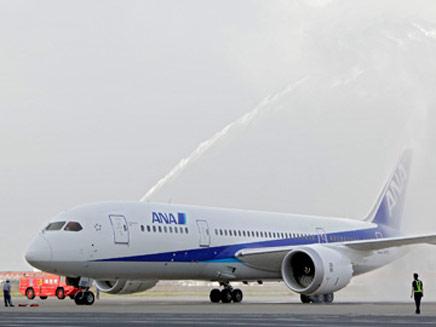 מטוס בואינג 787 (צילום: חדשות 2)