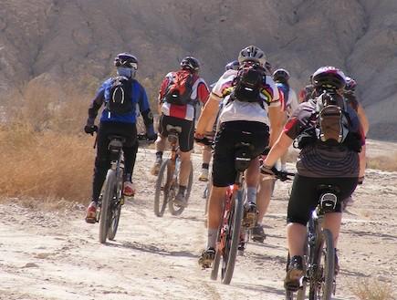 חצבה, טיולי אופניים