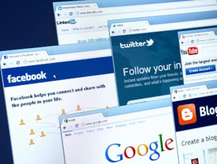 רשתות חברתיות (יח``צ: gmutlu, Istock)
