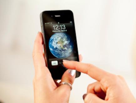 אייפון (צילום: istockphoto)