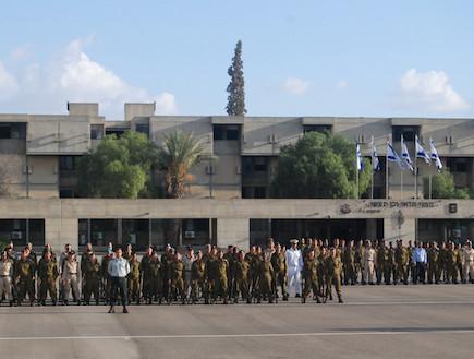 """בה""""ד 1 (צילום: סיון פלג, באדיבות גרעיני החיילים)"""