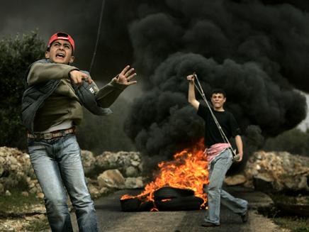 חשש מחידוש המהומות בגדה. ארכיון (צילום: AP)