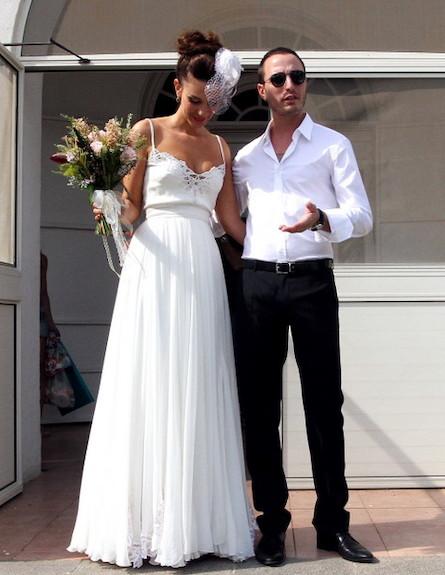 חתונה אתי חליוה וצח דותן (צילום: People Photography)
