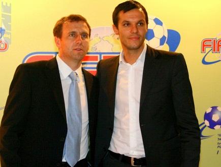 קארל פובורסקי (משמאל) (יניב גונן) (צילום: מערכת ONE)