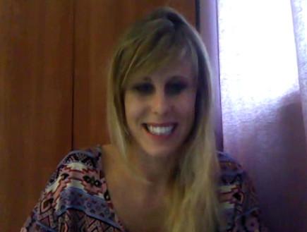אלין לוי, בלוגים (וידאו WMV: mako)