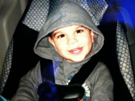 סקיי בן השנתיים. נעלם (צילום: Bellevue Police)