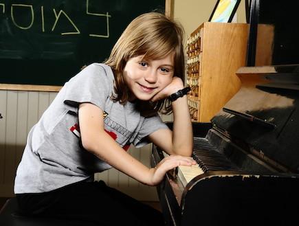כיתת בית ספר למוסיקה (צילום: רונן אקרמן,  יחסי ציבור )