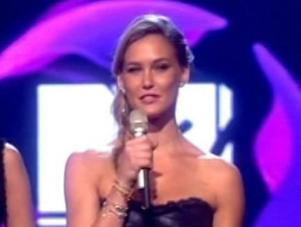 בר רפאלי בטקס פרסי MTV (תמונת AVI: mako)