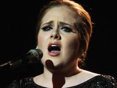 אדל, זמרת (צילום: Dave Hogan, GettyImages IL)