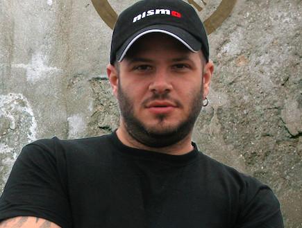 תומאס שמש (צילום: רון בן דויד)