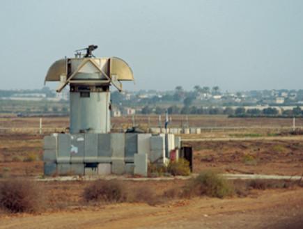 רואה יורה (צילום: באדיבות גרעיני החיילים)
