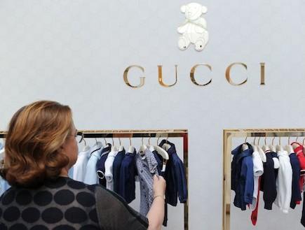 בגדי ילדים ג'וצי (צילום: Gucci)