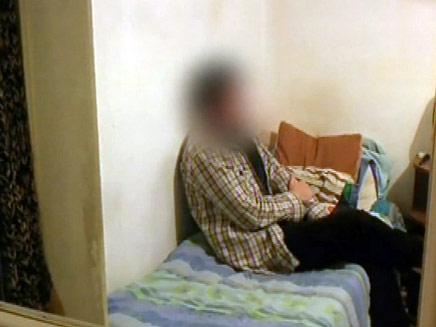 נער מירושלים שנכלא כל חייו (צילום: חדשות 2)