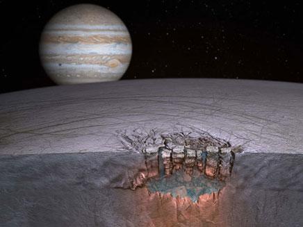 כוכב ועליו סימני מים? בהחלט אפשרי (צילום: NASA)