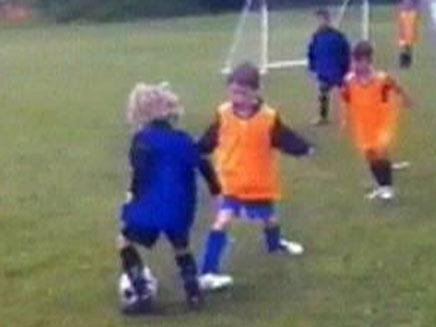 כוכב כדורגל בן 5