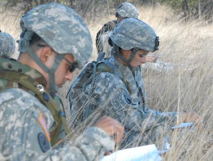 """חיילת בצבא ארה""""ב (צילום: צבא ארצות הברית)"""