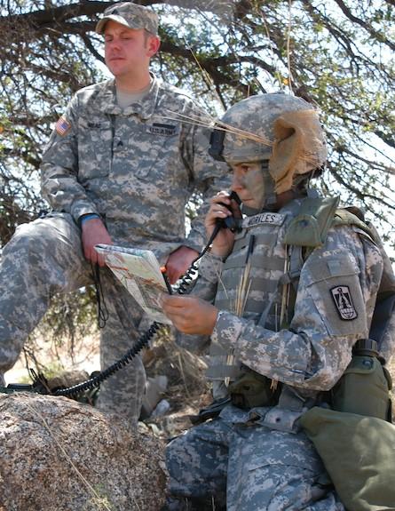 """חיילים בצבא ארה""""ב (צילום: צבא ארצות הברית)"""