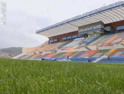אצטדיון טדי, שיישאר מיותם בגלל מדיניות כושלת בהתאחדות (צילום: מערכת ONE)