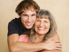אמא ובן