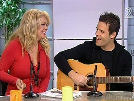 מופע חדש: אדם, אילנה אביטל ומייקל הרפז (תמונת AVI: mako)