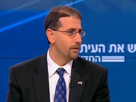 "דן שפירו שגריר ארה""ב בישראל"