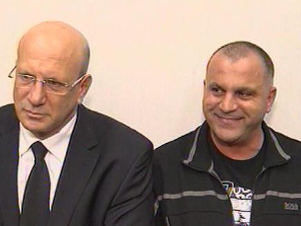 ריקו שיראזי בבית המשפט (צילום: חדשות 2)
