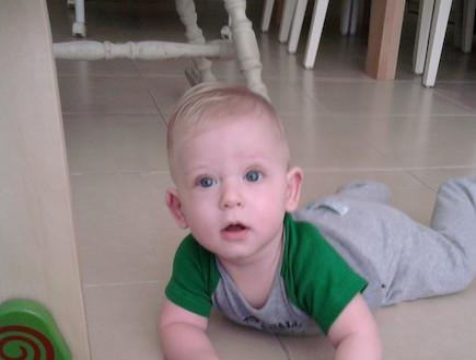 אבישי ברנע התינוק 5 (צילום: תומר ושחר צלמים)