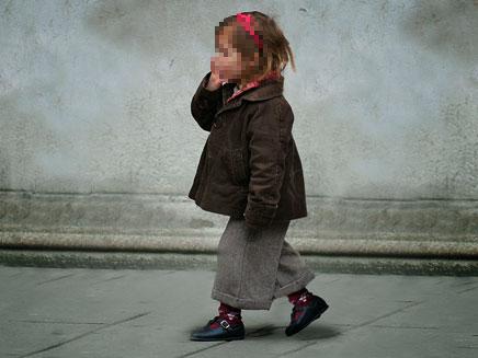 ילדה נמצאה בכביש 40. אילוסטרציה (צילום: רויטרס)