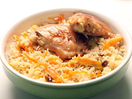 תבשיל עוף ואורז
