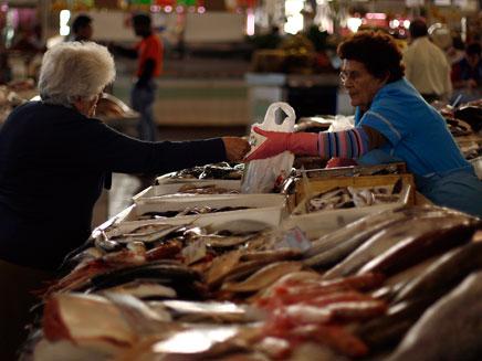 דגים? זה עדיין יקר (צילום: RT)